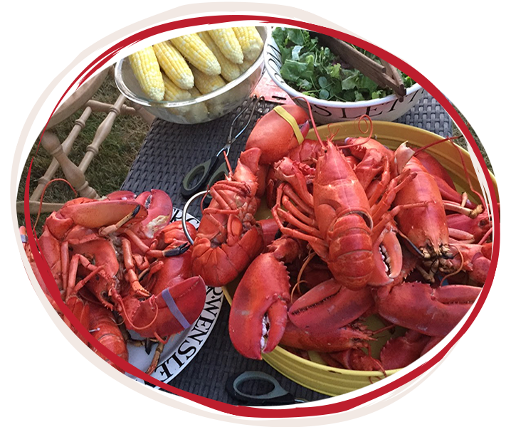 Off the Dock Lobsters - Fresh Lobsters from Maine waters!